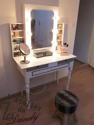 coiffeuse chambre fille coiffeuse chambre