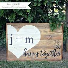 personalized wooden wedding signs wooden wedding sign custom name sign personalized wedding gift