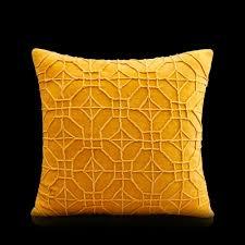 Striped Cushions Online Cushions Buy Velvet Embroidered Decorative U0026 Designer Cushions
