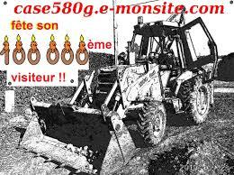 case 580 g