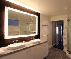 Frame Bathroom Mirror by Rise And Shine Bathroom Vanity Lighting Tips