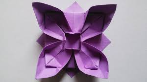 Origami Paper Works - origami paper work lotus flower designs amazing handiworks 25