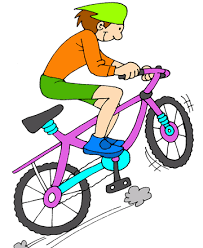road bicycle coloring pages for kids to color and print