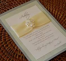 bling wedding invitations bling wedding invitations