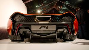 mclaren concept mclaren p1 more details emerge from private unveiling