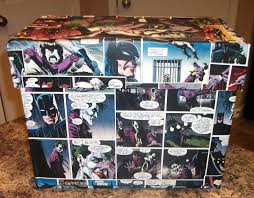batman killing joke short box u0026 comic decoupage copier paper
