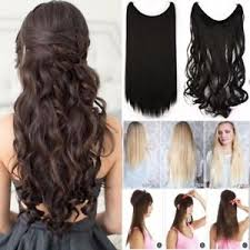 secret hair extensions 20 90g invisible halo hair extensions headband secret wire