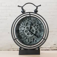 craft clock fashion ornaments creative minimalist style retro old