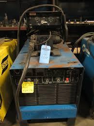 miller pulstar 450 mig welder with wire feeder with mig gun 450