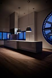 kitchen cabinets lighting ideas kitchen in a clock tower apartment by minimal in new york city
