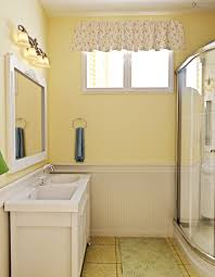 yellow bathroom decorating ideas small yellow bathroom home design inspirations