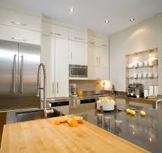 Kitchen Garage Door by Industrial Kitchen Cabinets With Garage Door Double Ovens