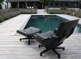 Lounge Chair Outdoor Black Lounge Chair Outdoor Outdoorlivingdecor