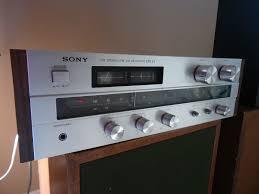 sony str v1 stereo receiver u2022 55 00 picclick