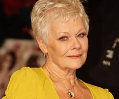 judi dench hairstyle front and back of head 13 surprising facts about the amazingly talented judi dench video