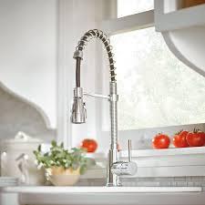 kitchen faucet pull down sprayer latoscana elba single handle pull