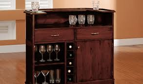 bar inspiring interior designs for small homes with mini bar