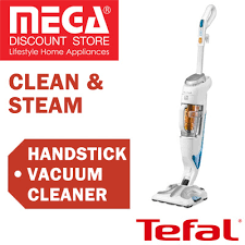 Steam Vaccum Cleaner Qoo10 Tefal Vp7557 Handstick Vacuum Cleaner With Steam Local