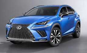 lexus rx blue lexus undergoes its own transformation