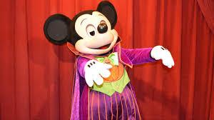 mickey halloween talking mickey teaches us the