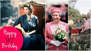 queen elizabeth ii 90th birthday youtube