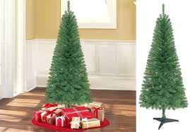 unlit 6 foot pine artificial tree free walmart trees on