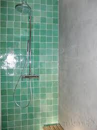 turquoise bathroom cementtiles bathroom zellige turquoise project van