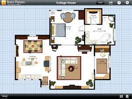 house design for ipad 2 bedroom planner app fascinating cottage house plans using room
