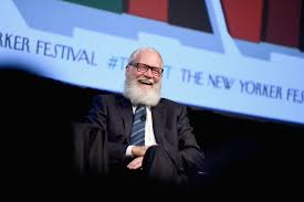 David Letterman Desk David Letterman To Make Tv Return In Six Episode Netflix Series