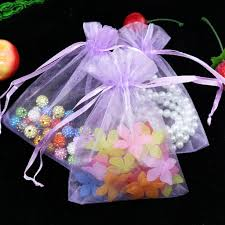 large organza bags aliexpress buy wholesale 500pcs lot drawable orchid large