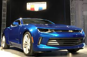 blue chevrolet camaro 2016 chevrolet camaro top 10 features for chevy s all