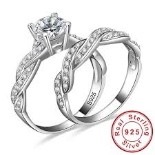 sterling promise rings images White gold infinity promise ring for her new promise rings jpg
