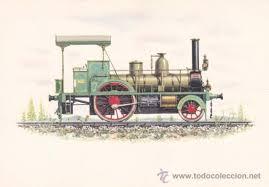casa editrice bologna postal tema trenes locomotora de vapor a祓o 185 comprar postales