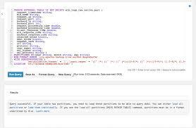 Create External Table Hive Analyzing Data In S3 Using Amazon Athena Aws Big Data Blog