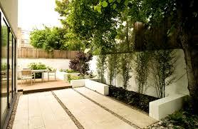 Midcentury Modern Landscaping - interior extraordinary mid century modern landscape design ideas