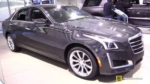 what is a cadillac cts 4 2016 cadillac cts 4 exterior and interior walkaround 2016