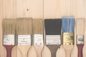 what type of paint brush for kitchen cabinets the best paint brushes for a perfectly smooth paint finish