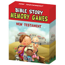 bible story memory games new testament christian art gifts