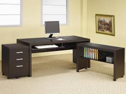 L Shaped Computer Desk With Storage Papineau L Shape Computer Desk With Storage Bana Home Decors Gifts
