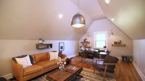 shotgun house loft video hgtv