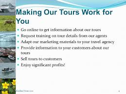 Alaska travel agent training images Chad morley what is alaskan cruises and land tours wholesaler of jpg