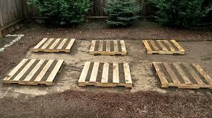 wood pallet vegetable garden home design garden u0026 architecture