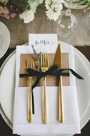 wedding silverware best wedding table setting ideas 20 impressive wedding table