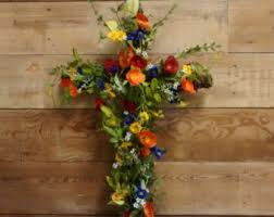 Easter Grave Decorations by Easter Grave Flowers Etsy