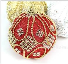 8cm sticky high end baubles