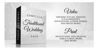 28 wedding templates using after effects wedding templates using