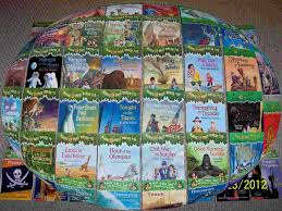 magic tree house series of chapter books
