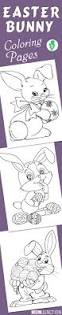 cute bunny coloring pages best 25 bunny coloring pages ideas on pinterest easter coloring