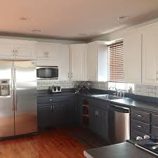 Two Tone Cabinets In Kitchen 535 Best Cabinets How To Paint Them Images On Pinterest