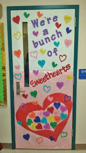 Decoration For Valentine Day by 27 Creative Classroom Door Decorations For Valentine U0027s Day
